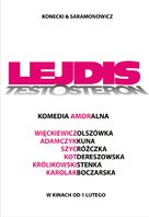 Lejdis - Polish Movie Poster (xs thumbnail)