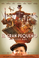 Little Boy - Mexican Movie Poster (xs thumbnail)