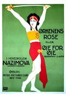 Salome - Danish Movie Poster (xs thumbnail)