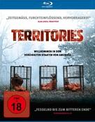 Territoires - German Movie Cover (xs thumbnail)