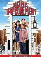 """Home Improvement"" - DVD cover (xs thumbnail)"