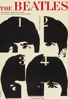 A Hard Day's Night - Czech Movie Poster (xs thumbnail)