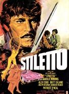 Stiletto - French Movie Poster (xs thumbnail)