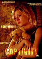 Captivity - DVD cover (xs thumbnail)