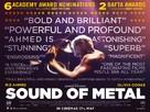 Sound of Metal - British Movie Poster (xs thumbnail)