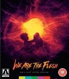 Tenemos la carne - British Blu-Ray movie cover (xs thumbnail)