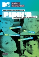 """Punk'd"" - Hungarian Movie Poster (xs thumbnail)"