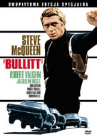 Bullitt - Polish DVD cover (xs thumbnail)