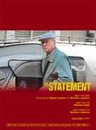 The Statement - DVD cover (xs thumbnail)
