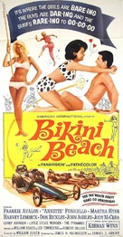Bikini Beach - Movie Poster (xs thumbnail)