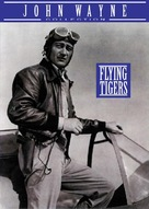 Flying Tigers - DVD movie cover (xs thumbnail)