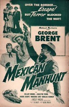 Mexican Manhunt - Movie Poster (xs thumbnail)