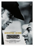 Midnight Cowboy - French Re-release movie poster (xs thumbnail)