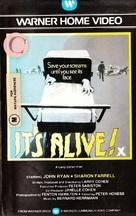 It's Alive - Australian VHS cover (xs thumbnail)