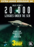 20,000 Leagues Under the Sea - Dutch poster (xs thumbnail)