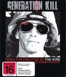 """""""Generation Kill"""" - New Zealand Blu-Ray movie cover (xs thumbnail)"""