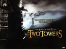 The Lord of the Rings: The Two Towers - British Movie Poster (xs thumbnail)