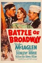 Battle of Broadway - Movie Poster (xs thumbnail)
