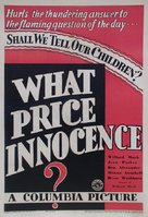 What Price Innocence? - Movie Poster (xs thumbnail)