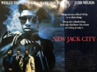 New Jack City - British Movie Poster (xs thumbnail)