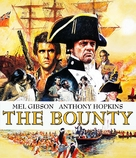 The Bounty - Blu-Ray movie cover (xs thumbnail)