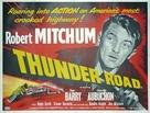 Thunder Road - British Movie Poster (xs thumbnail)