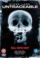 Untraceable - British Movie Cover (xs thumbnail)