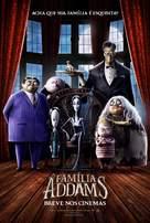 The Addams Family - Brazilian Movie Poster (xs thumbnail)