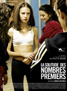 La solitudine dei numeri primi - French Movie Poster (xs thumbnail)