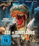 Age of Dinosaurs - German Movie Cover (xs thumbnail)