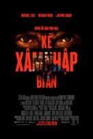 The Intruder - Vietnamese Movie Poster (xs thumbnail)