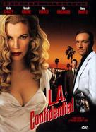 L.A. Confidential - Italian DVD movie cover (xs thumbnail)