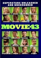 Movie 43 - DVD movie cover (xs thumbnail)