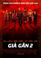 RED 2 - Vietnamese Movie Poster (xs thumbnail)