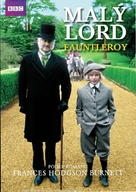Little Lord Fauntleroy - Czech DVD cover (xs thumbnail)