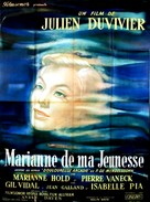 Marianne - French Movie Poster (xs thumbnail)