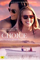 The Choice - Australian Movie Poster (xs thumbnail)