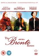 Les soeurs Brontë - British DVD cover (xs thumbnail)