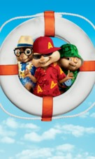 Alvin and the Chipmunks: Chipwrecked - Key art (xs thumbnail)