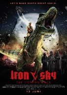 Iron Sky the Coming Race - Dutch Movie Poster (xs thumbnail)