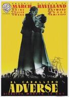 Anthony Adverse - Spanish Movie Poster (xs thumbnail)