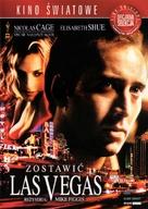 Leaving Las Vegas - Polish DVD cover (xs thumbnail)