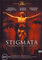 Stigmata - Australian Movie Cover (xs thumbnail)