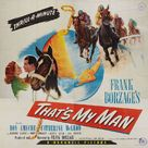 That's My Man - Movie Poster (xs thumbnail)