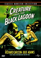 Creature from the Black Lagoon - DVD movie cover (xs thumbnail)