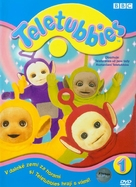 """Teletubbies"" - Czech DVD movie cover (xs thumbnail)"