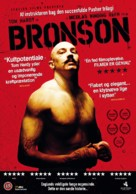 Bronson - Danish Movie Cover (xs thumbnail)
