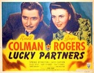 Lucky Partners - Movie Poster (xs thumbnail)