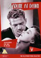 Deadline at Dawn - British DVD movie cover (xs thumbnail)