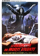 La rebelión de las muertas - Italian Movie Poster (xs thumbnail)